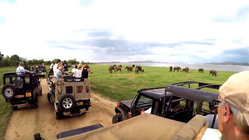 Adventure trips in Sri Lanka