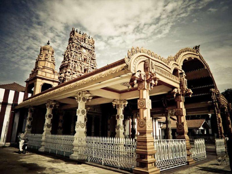 Hindu temple, Jaffna sri lanka