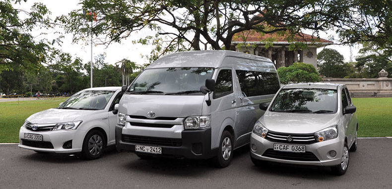 rent a car in Sri Lanka with driver, private driver guide in Sri Lanka