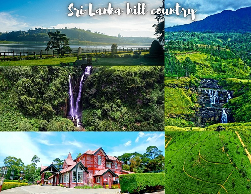 Sri Lanka hill country